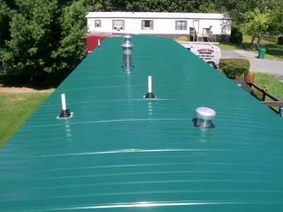 Mobile Home Roof Replacement Services Mobile Home Roofers